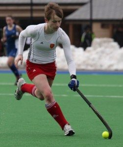 Ellie Rayer, England u18 player