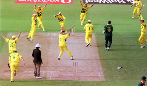 The SA cricket team have been called 'chokers' as they are yet to make a final of a world cup despite their high world ranking.